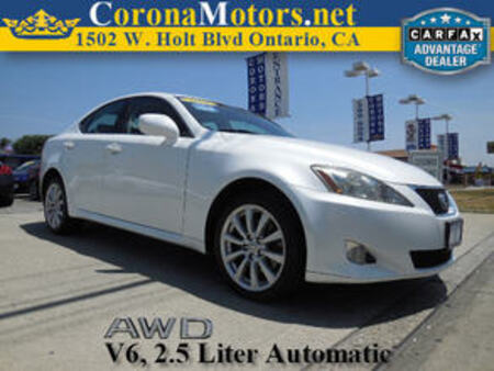 2008 Lexus IS 250  for Sale  - 11335  - Corona Motors