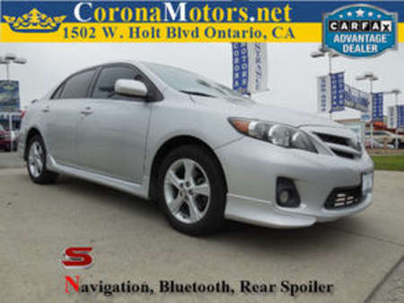 2012 Toyota Corolla S for Sale  - 11716  - Corona Motors