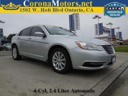 2012 Chrysler 200 Touring for Sale  - 11709  - Corona Motors