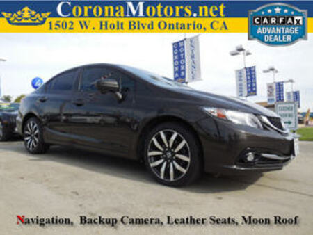 2014 Honda Civic Sedan EX-L for Sale  - 11515  - Corona Motors