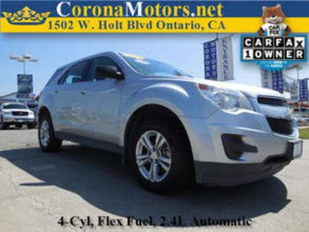 2012 Chevrolet Equinox LS for Sale  - 11733  - Corona Motors