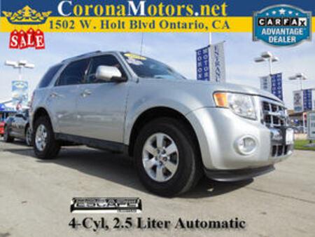2009 Ford Escape Limited for Sale  - 11509  - Corona Motors
