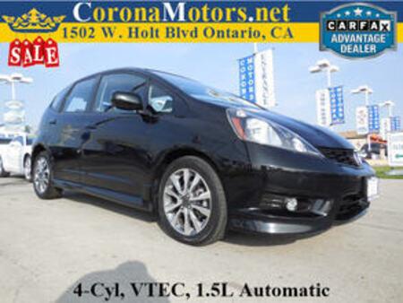 2012 Honda Fit Sport for Sale  - 11522  - Corona Motors