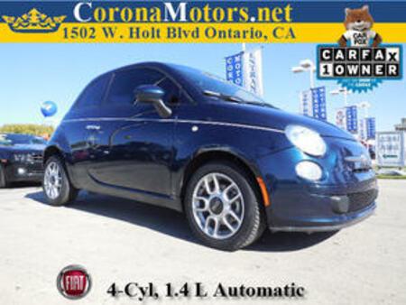 2014 Fiat 500 Pop for Sale  - 11539  - Corona Motors