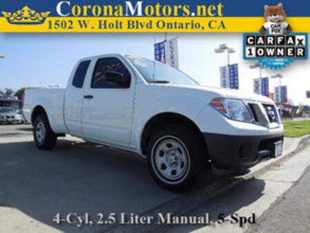 2013 Nissan Frontier S for Sale  - 11399  - Corona Motors