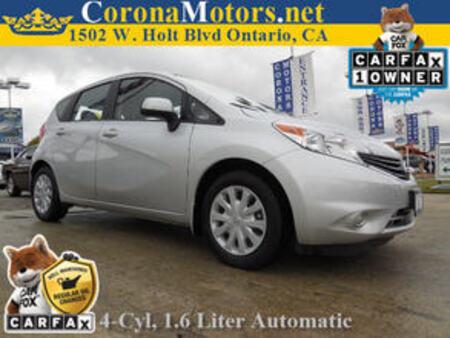 2014 Nissan Versa Note SV for Sale  - 11537  - Corona Motors