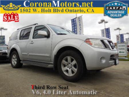 2010 Nissan Pathfinder SE for Sale  - 11542  - Corona Motors