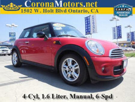 2011 Mini Cooper Hardtop  for Sale  - 11391  - Corona Motors