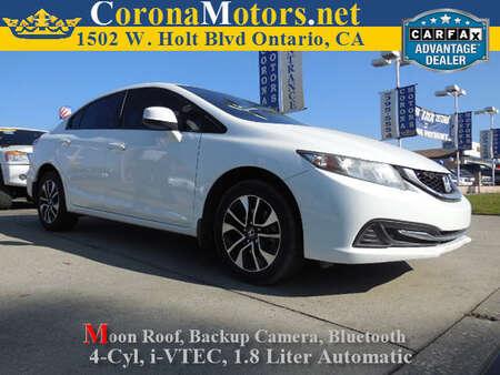 2013 Honda Civic EX for Sale  - 11881  - Corona Motors