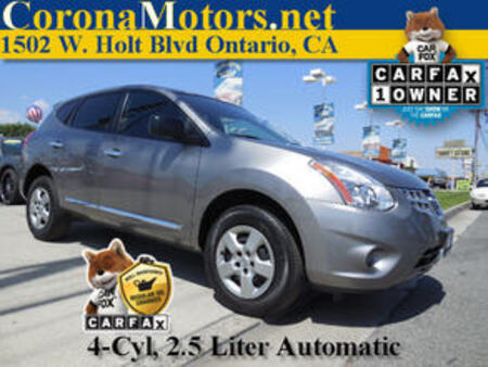 2012 Nissan Rogue S for Sale  - 10959  - Corona Motors
