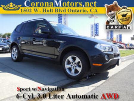 2008 BMW X3 3.0si for Sale  - 11439  - Corona Motors