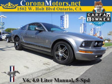 2007 Ford Mustang Premium for Sale  - Mustang75  - Corona Motors