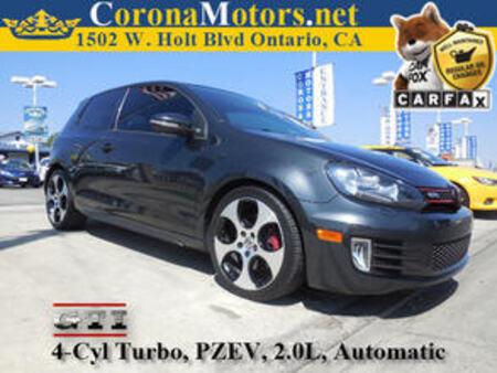 2012 Volkswagen GTI PZEV for Sale  - GTI  - Corona Motors