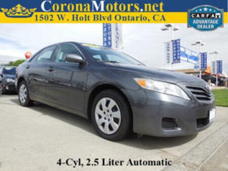 2011 Toyota Camry LE for Sale  - 11592  - Corona Motors