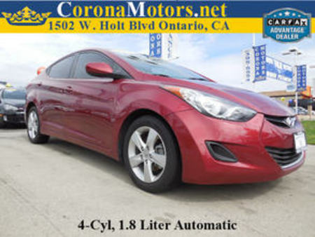 2013 Hyundai Elantra GLS for Sale  - 11607  - Corona Motors