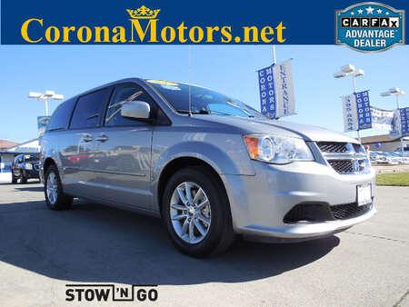 2014 Dodge Grand Caravan SXT for Sale  - 11971  - Corona Motors