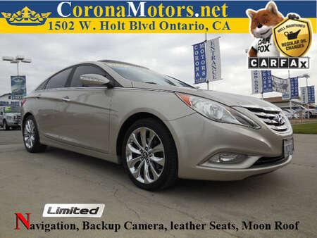 2011 Hyundai Sonata Ltd for Sale  - 11898  - Corona Motors