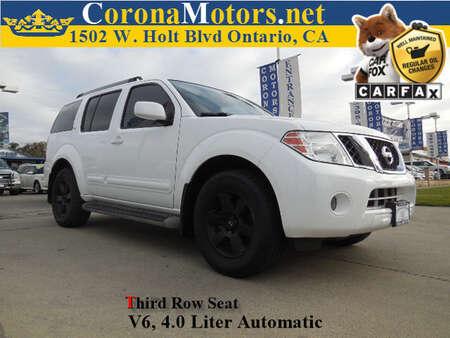 2011 Nissan Pathfinder SV for Sale  - 11899  - Corona Motors