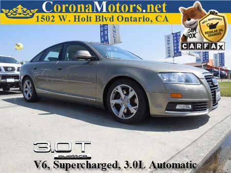 2009 Audi A6 Premium for Sale  - 11806  - Corona Motors
