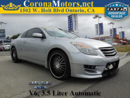 2008 Nissan Altima 3.5 SE for Sale  - 11293  - Corona Motors