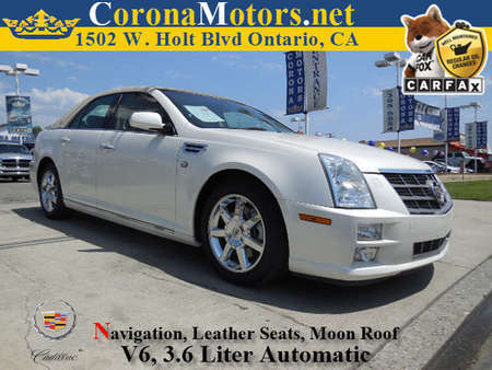 2011 Cadillac STS RWD w/1SC for Sale  - 11785  - Corona Motors