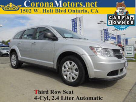 2014 Dodge Journey American Value Pkg for Sale  - 11625  - Corona Motors