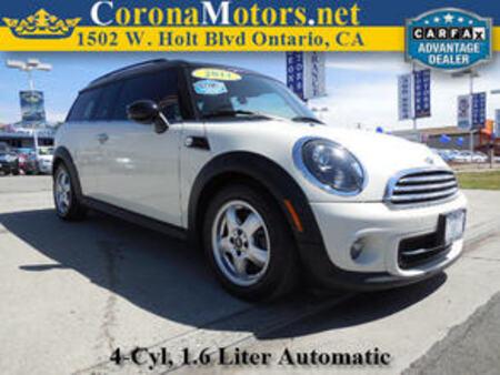 2011 Mini Cooper Clubman  for Sale  - 11285  - Corona Motors