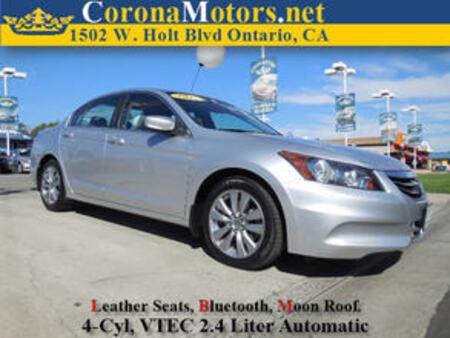 2011 Honda Accord EX-L for Sale  - 11087  - Corona Motors