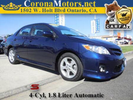 2012 Toyota Corolla S for Sale  - 11434  - Corona Motors