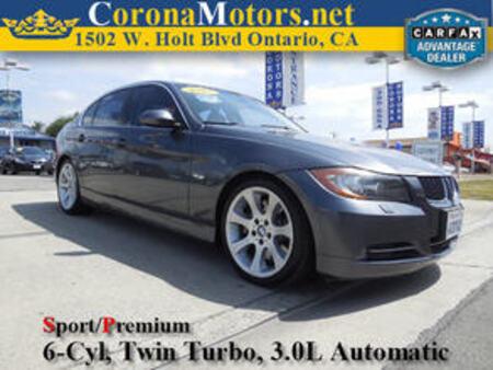 2007 BMW 3 Series 335i for Sale  - 11300  - Corona Motors