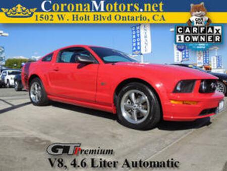 2006 Ford Mustang GT Premium for Sale  - 11462  - Corona Motors