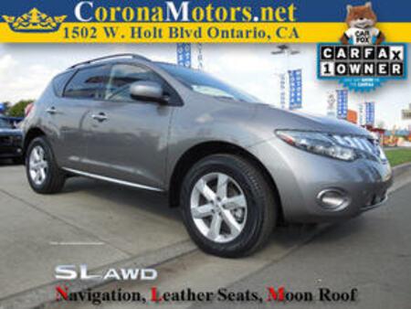 2009 Nissan Murano SL for Sale  - 11463  - Corona Motors