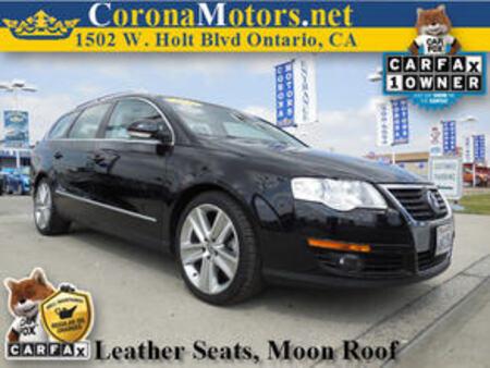 2010 Volkswagen Passat Wagon Komfort for Sale  - 11277  - Corona Motors