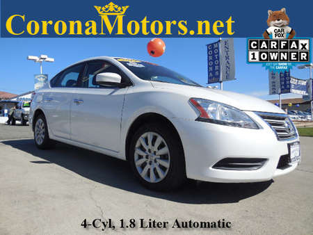 2013 Nissan Sentra SV for Sale  - 11891  - Corona Motors
