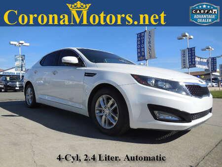2013 Kia Optima LX for Sale  - 11897  - Corona Motors