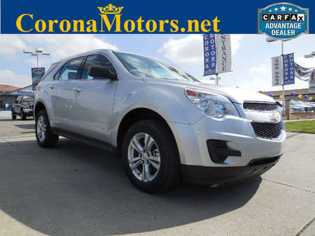 2013 Chevrolet Equinox LS for Sale  - 12033  - Corona Motors