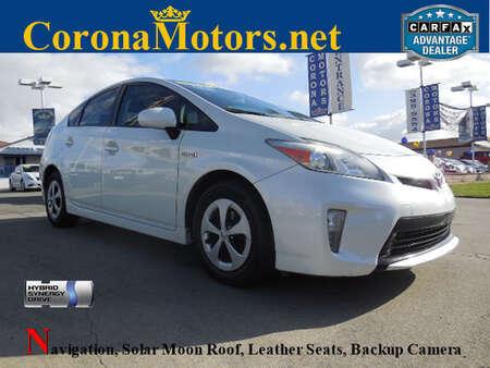 2012 Toyota Prius Four for Sale  - 11982  - Corona Motors