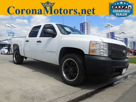 2007 Chevrolet Silverado 1500 Work Truck for Sale  - 11993  - Corona Motors