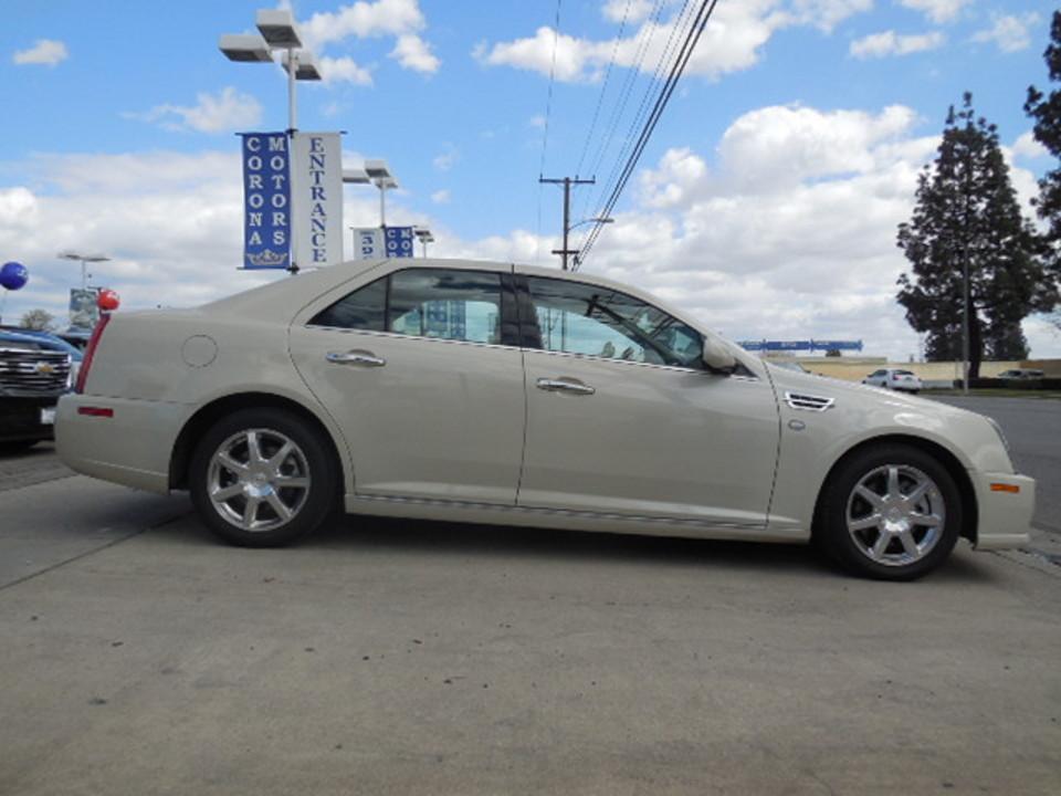 2011 Cadillac STS  - Corona Motors