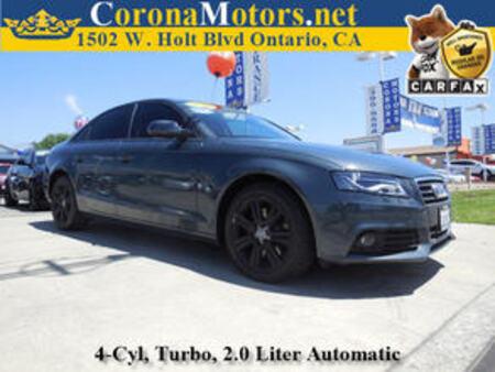 2011 Audi A-4 2.0T Premium for Sale  - 11683  - Corona Motors