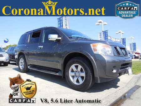 2011 Nissan Armada SV for Sale  - 11968  - Corona Motors