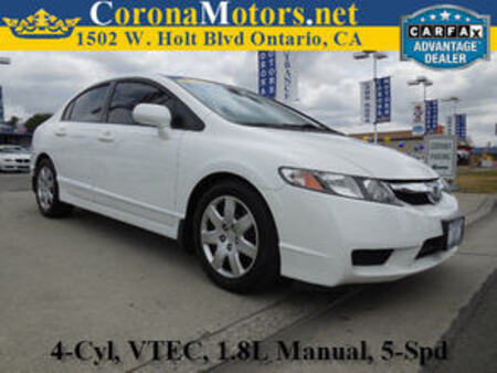 2009 Honda Civic LX for Sale  - 11314  - Corona Motors