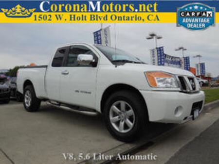 2010 Nissan Titan XE for Sale  - 11677  - Corona Motors