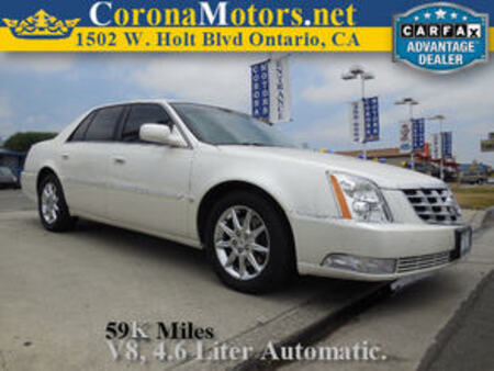 2010 Cadillac DTS w/1SC for Sale  - 11338  - Corona Motors