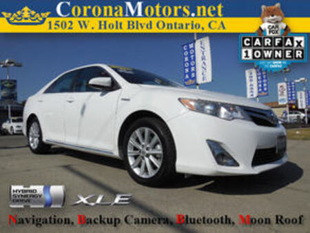 2012 Toyota Camry Hybrid XLE for Sale  - CamHyb  - Corona Motors