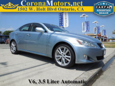 2006 Lexus IS 350 Auto for Sale  - 11339  - Corona Motors