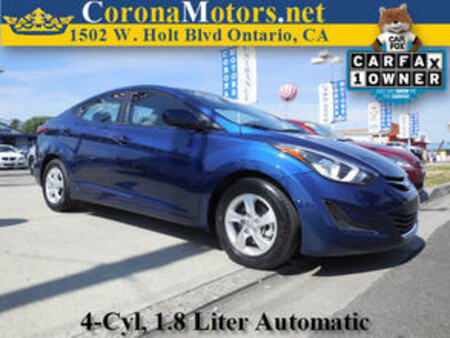 2015 Hyundai Elantra SE for Sale  - 11332  - Corona Motors