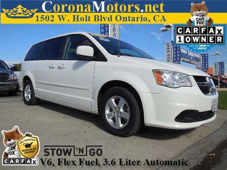 2012 Dodge Grand Caravan SXT for Sale  - 11843  - Corona Motors