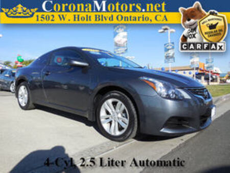 2010 Nissan Altima 2.5 S Coupe for Sale  - 11148  - Corona Motors