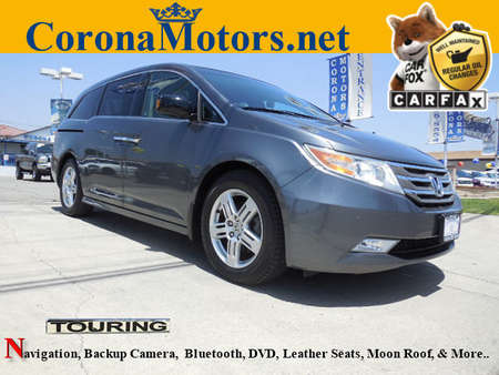 2011 Honda Odyssey Touring for Sale  - 12049  - Corona Motors